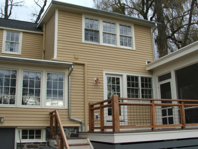 Half round gutters traditional exterior new york for Devonshire home design garden city ny