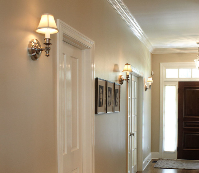 Hallway Lighting - Traditional - Chicago - by Brass Light ...