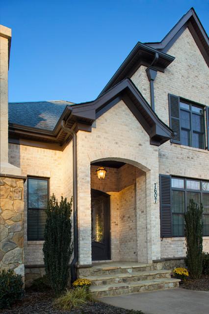 General Shale Building Supplies Hamilton Brick Home North Carolina Victorian Exterior