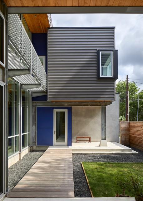 Hammer Residence modern-exterior
