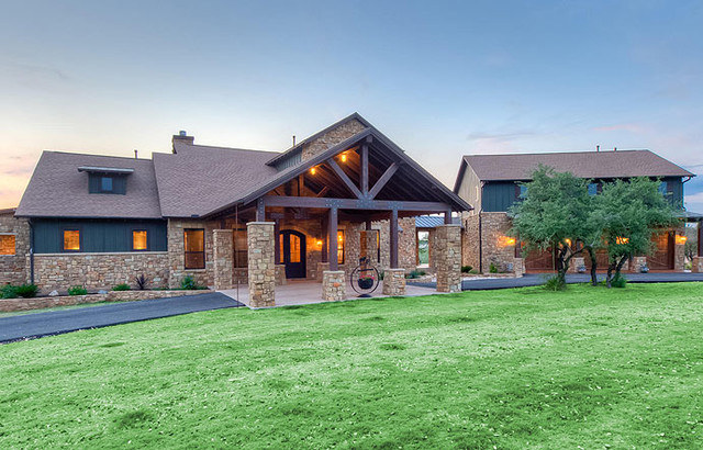 Hammond Ranch Traditional Exterior Austin By