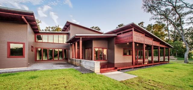 Hammond Residence contemporary-exterior