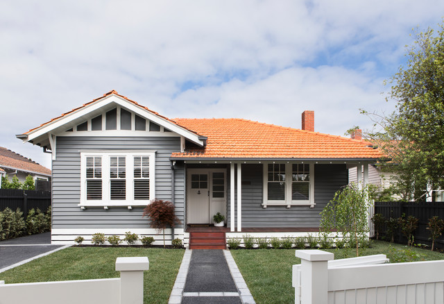 Hampton House Renovation Traditional House Exterior Melbourne By Hart Builders Pty Ltd Houzz Uk,How To Install Pex Plumbing Fittings