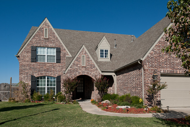 Hampton Mill Traditional Exterior Dallas By Acme
