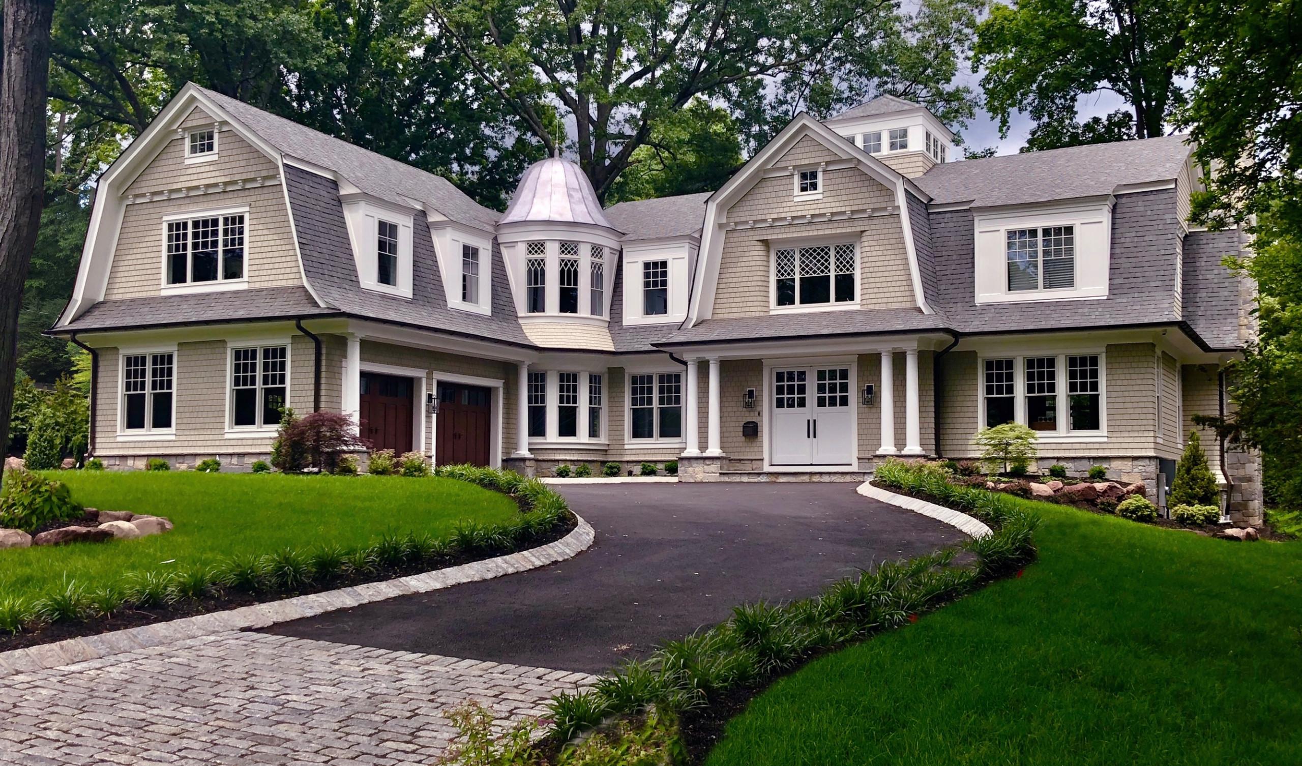 Hampton-Style Home