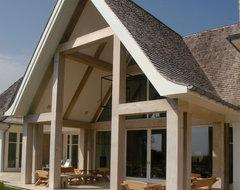 Hamptons House traditional-exterior