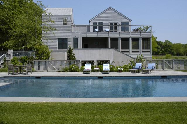 Hamptons Industrial Modern Farmhouse
