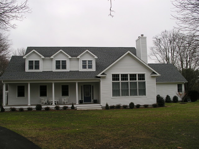 Hamptons Traditional Exterior Other Metro By Joe Burns Contracting Corp