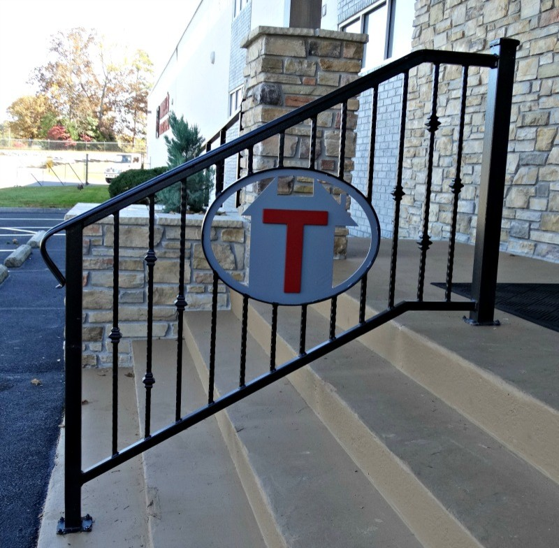 Hand Railing - Exterior - Nashville - by Heritage Iron and ...