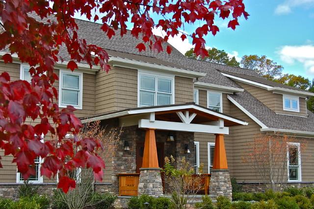 Hansen home (renovation) craftsman-exterior