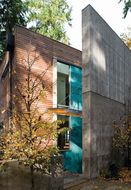 Dorsey Residence exterior contemporary-exterior