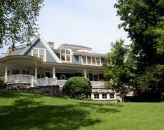 Harbor Springs Residence traditional-exterior