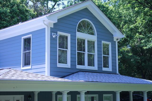 Hardiplank Boothbay Blue 2015   Home Design Ideas
