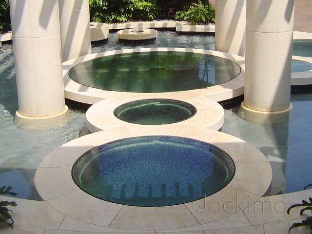 Hawaii Exterior Glass Flooring Panels Over Water Tropical
