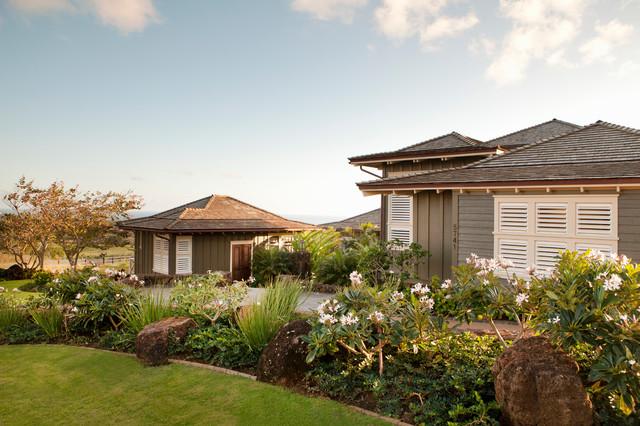 Tropical Home Exterior tropical-exterior