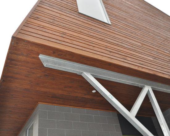 Galvanized Steel Knee Brace Home Design Ideas Pictures