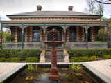 contemporary exterior Roots of Style: The Historic Australian Brick House (10 photos)