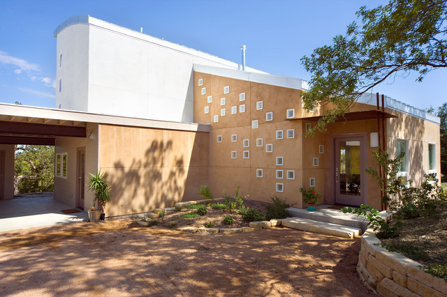 Heather 39 S Home Contemporary Exterior Dallas By
