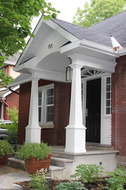 Helena Entrance Renovation traditional-entry