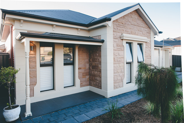 Henley Beach Traditional Exterior Adelaide By