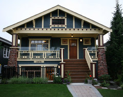 Heritage Kitchen craftsman exterior