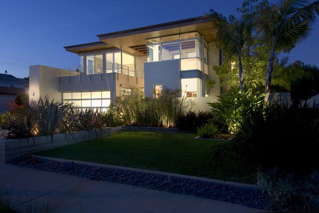 Herron Residence contemporary-exterior