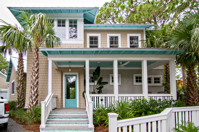 HGTV Smart Home 2013 Tropical Exterior Jacksonville By Glenn Layton H