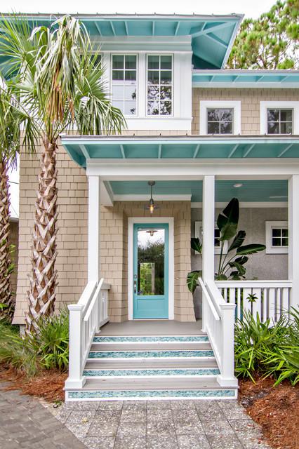 Hgtv Smart Home 2013 Beach Style Exterior Jacksonville By Glenn Layton Homes
