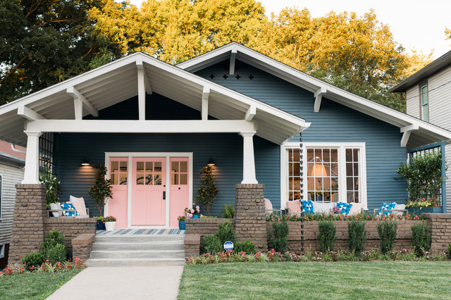 Craftsman House Hgtv