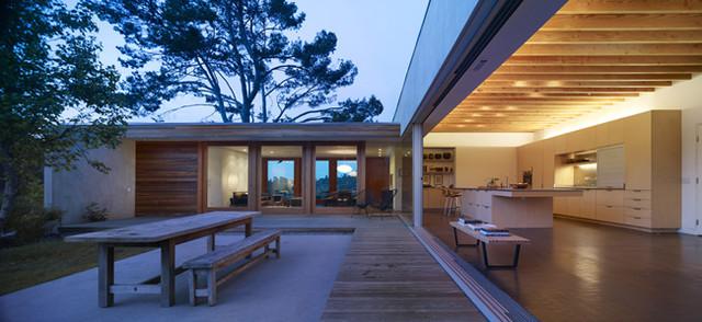 hidden house exterior © benny chan modern-exterior
