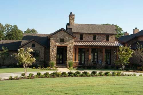 Hidden Springs House