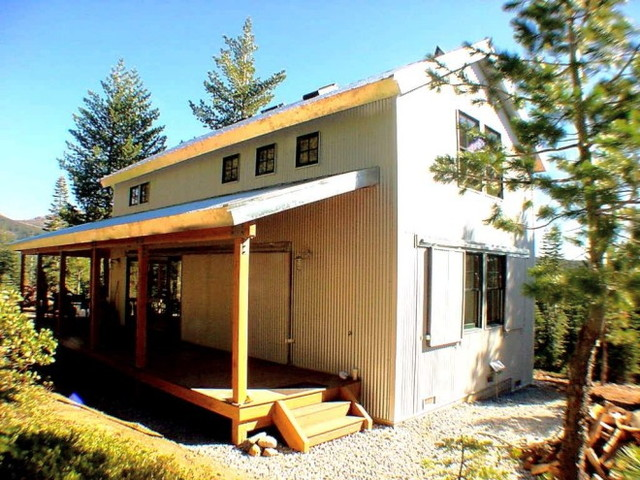 high sierra cabin plans available traditional