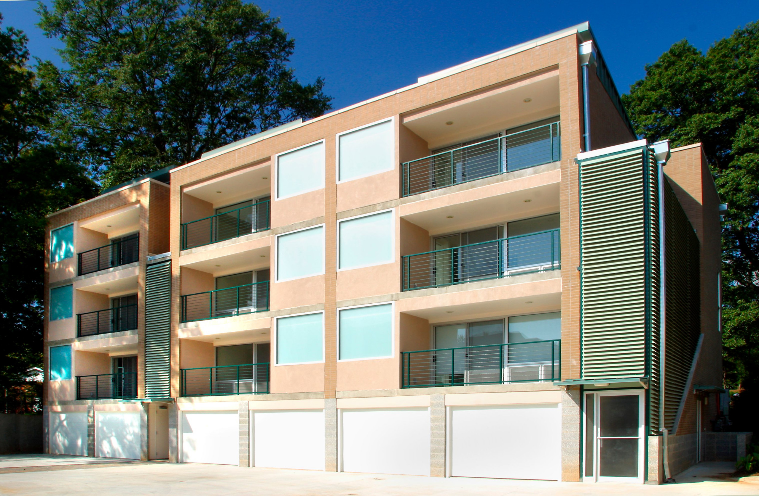 Highland Green Townhomes on Freedom Park