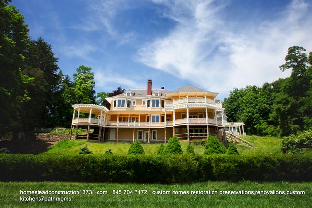 Hilda Worthington Smith, Historical Restoration traditional-exterior