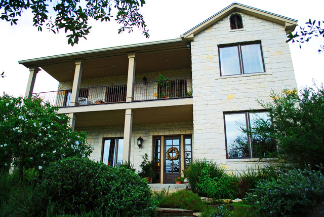 Hill Country traditional-exterior