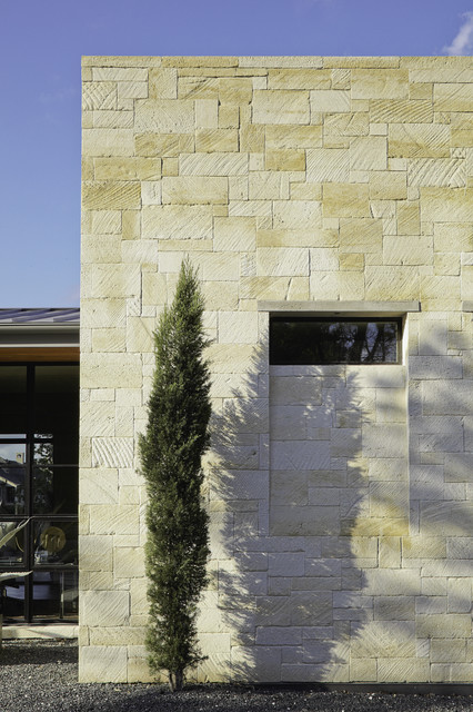 Hill Country Residence contemporary-exterior