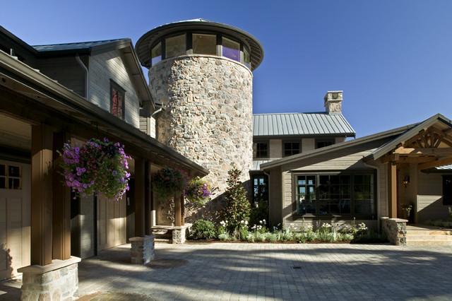 Hillcrest Farm contemporary-exterior