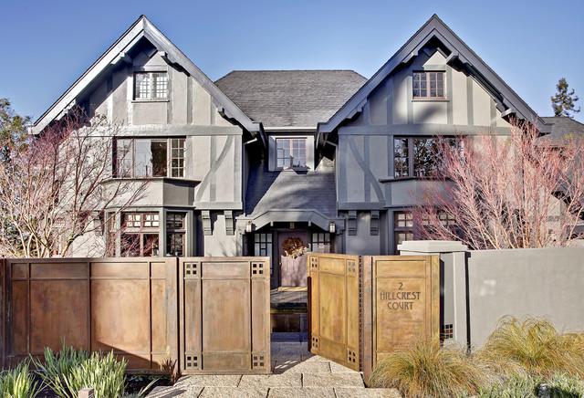 Hillcrest Remodel craftsman-exterior