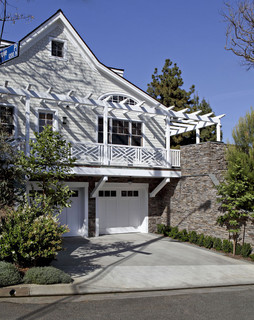 Hillgrove - Traditional - Exterior - Los Angeles - by Tim Barber Ltd Architecture
