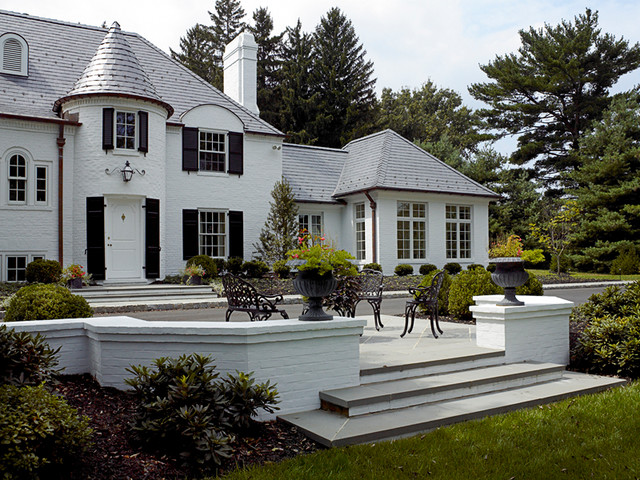 Historic Character / Modern Functionality traditional-exterior