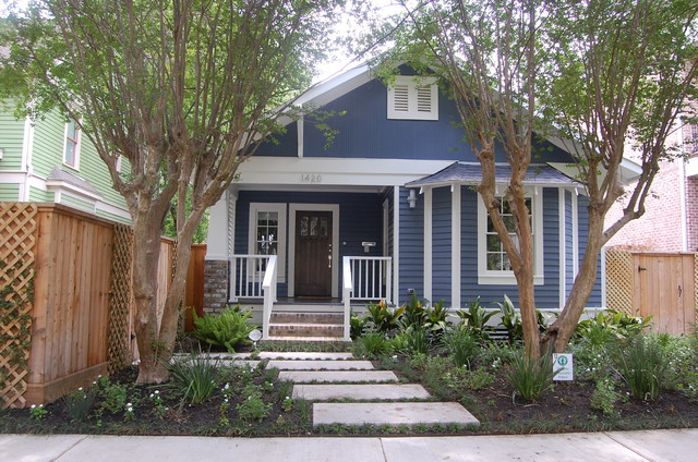 Historic Heights Bungalow Renovation Addition