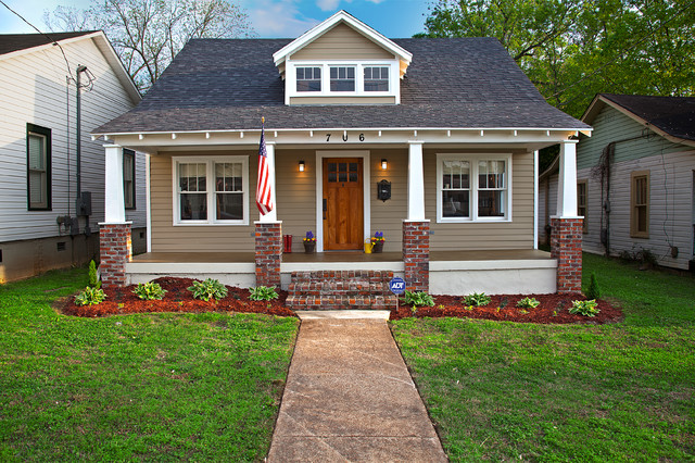 Historic Home Renovationcraftsman Exterior Birmingham