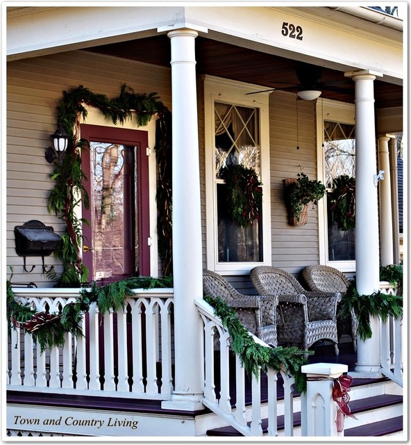 Historic Midwest Homes Traditional Exterior Other