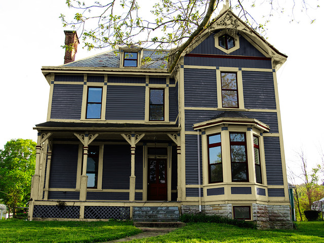 Historic Paint Colors - Traditional - Exterior - Nashville - by ...