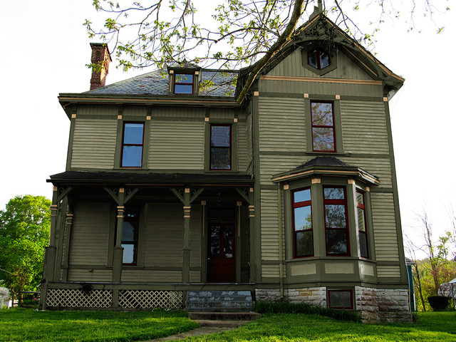 Historic Paint Colors Traditional Exterior Nashville