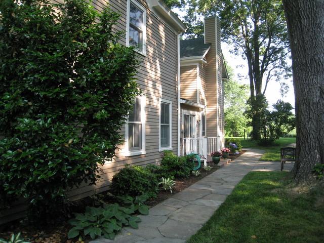 Historic Renovation traditional-exterior