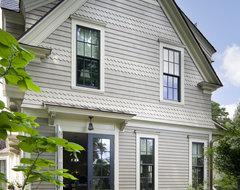 Historic Victorian Exterior traditional-exterior