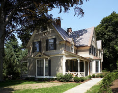 Historic Victorian Exterior traditional-exterior