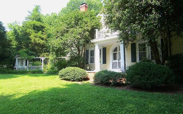 Historic William Whitted House Circa 1786 Hillsborough NC