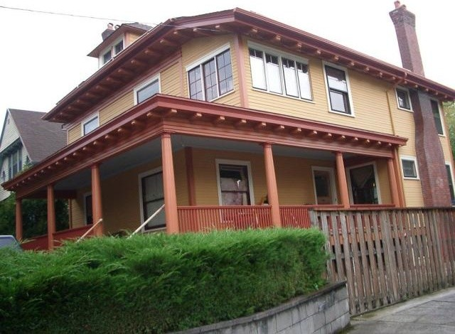 Historical Renovations traditional-exterior